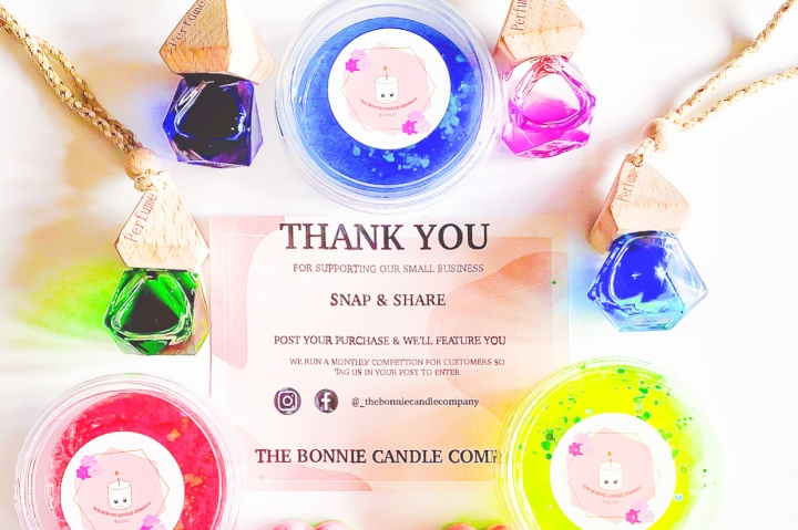The Bonnie Candle Company Review: Home Fragance Haul